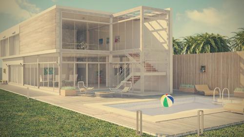 renders 3d arquitectura y decoración- mavila tresde