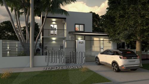 renders 3d - fotomontajes - diseño de interiores/exteriores