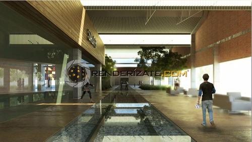 renders 3d recorrido virtual proyectos de planos autocad