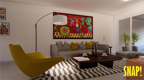 renders - animacion 3d - diseño - arquitecto - stand