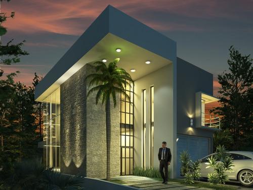 renders arquitectónicos