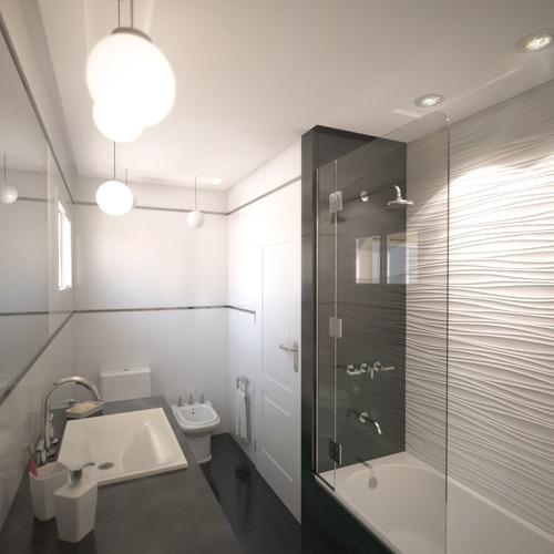 renders arquitectura anteproyecto stands diseño interior