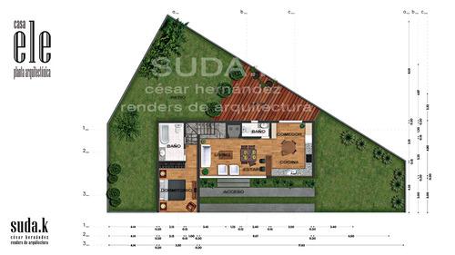 renders de arquitectura - plantas arquitectónicas