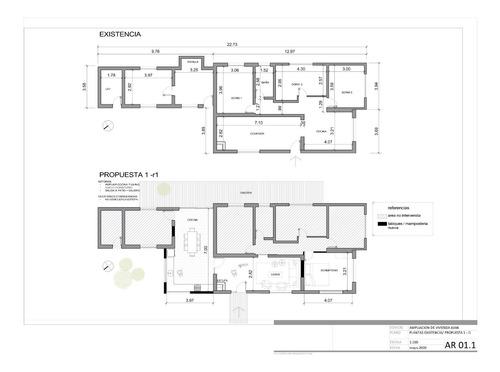 renders modelado 3d arquitectura planos anteproyecto