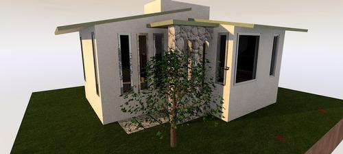 renders y diseño arquitectonico presupuestos