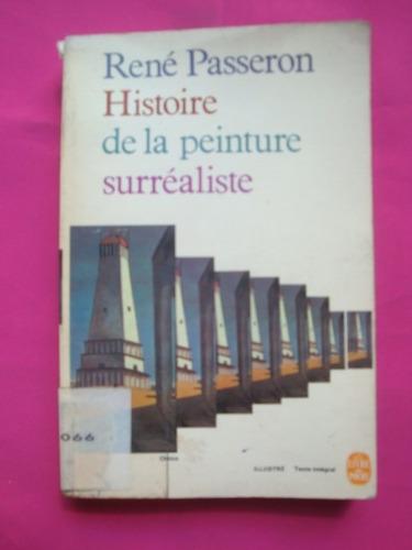 rene passeron - historia de la pintura surrealista - frances