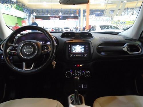 renegade 1.8 longitude flex 5p automático 2015/2016