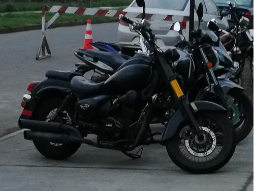 renegade comando 200cc negra