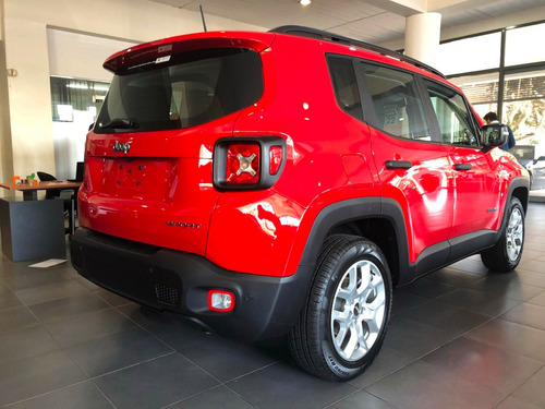 renegade sport  1,8 at6  4x2,   128 hp 2 airbag ie