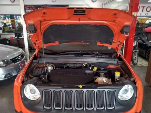 renegade thawk 4x4 diesel ano 2016 financio 24mil+48x1.999,0