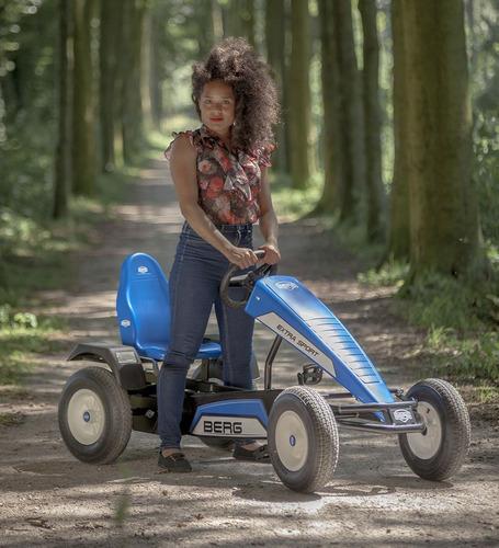 renner go kart a pedal berg modelo extra sport