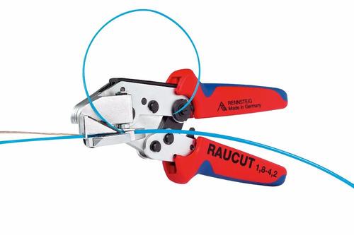 rennsteig raucut 1 herramienta de corte para fibra optica