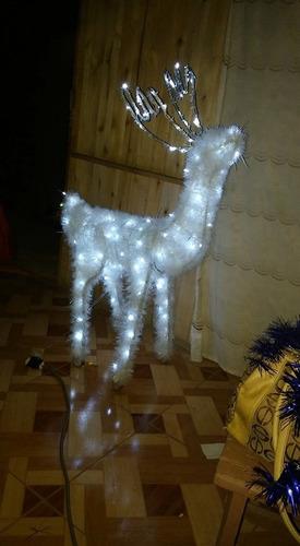 renos navideños