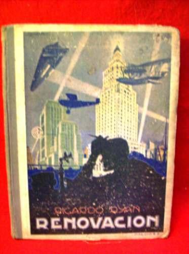 renovacion ricardo ryan libro de textos para escuelas 1934
