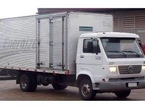 renovação de frota caminhão vw 9.150 chassi pequena entrada