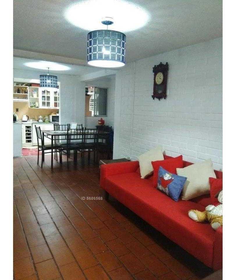 renovada casa pareada en venta río rari, maipú