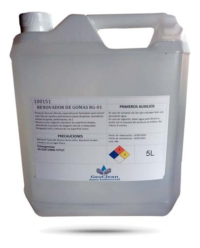 renovador de gomas rg-01 5 litros - sobre 10lts envío gratis
