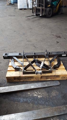 renovador de pasturas cultivador de 5 puntas - cincel - usa