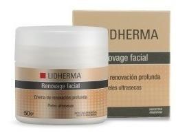 renovage facial pieles ultrasecas lidherma