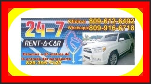 rent, a car, 24-7, alquila, kia, hyundai, santiago, rep. dom