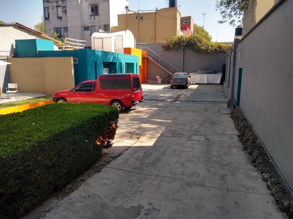 renta agradable oficina cerca centro coyoacan