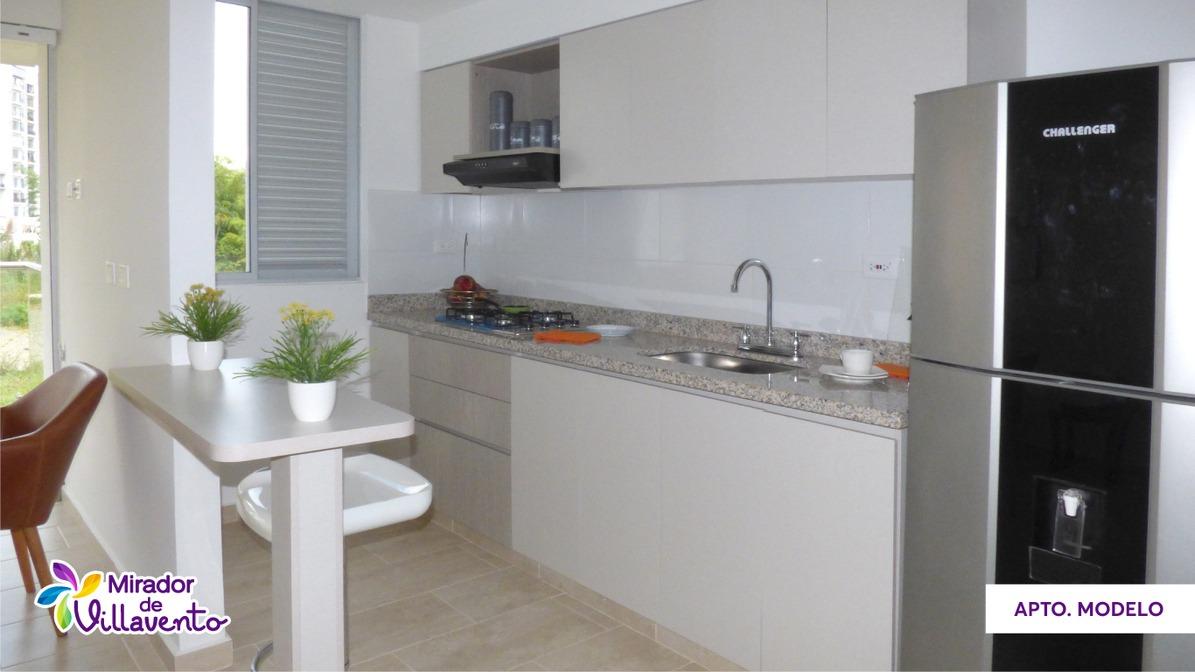 renta - alquiler apartamento mirador de villavento