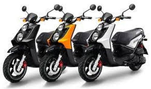 renta - alquiler de motos bws en san andres islas
