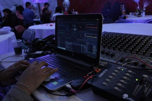 renta audio, luces y fotografía para eventos