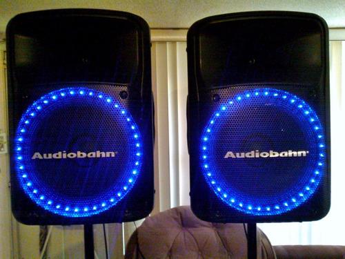 renta bocinas luces proyector dj luz y sonido karaoke salas