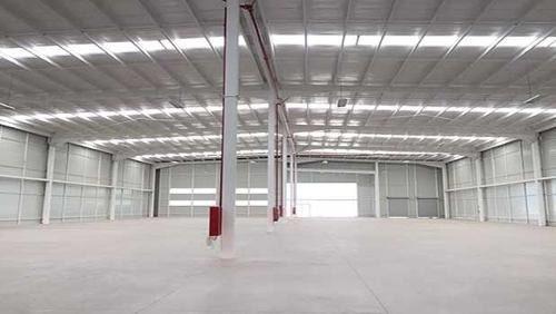 renta bodega 2,300m2 parque industrial aeropuerto