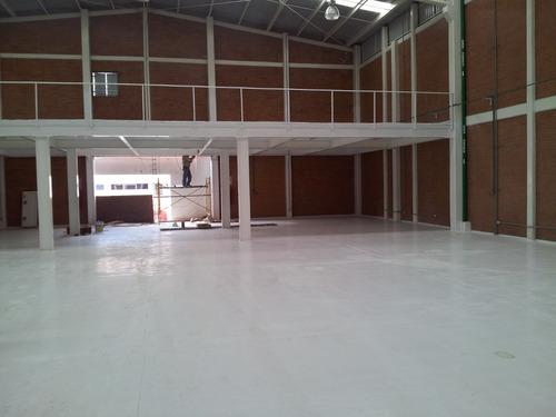 renta bodega 701 m2 en conjunto industrial