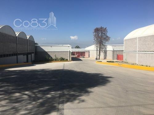 renta - bodega - ayotla - 2,281 m2