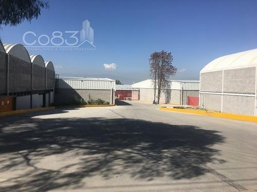 renta - bodega - ayotla - 2,369 m2