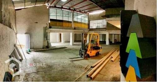 renta, bodega comercial de 1000 m2, garcimarrero alvaro obregón, cdmx.