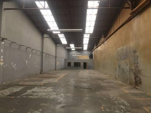 renta bodega en colonia huipulco, calle av. acueducto 540 m2