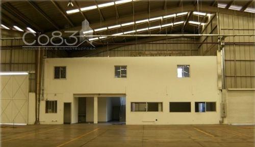 renta - bodega industrial - querétaro - 2900 m - $188,500