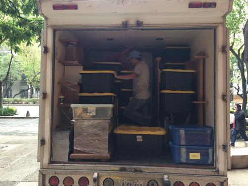 renta cajas para mudanza casa departamento oficina ahorra di