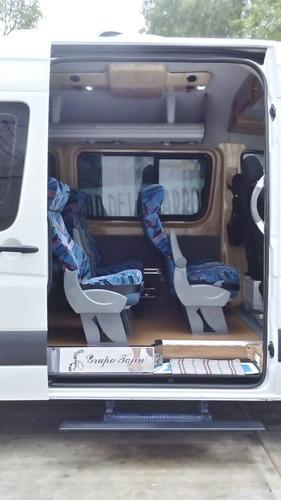 renta camionetas c/operador. toyota, sprinter, buses irizar
