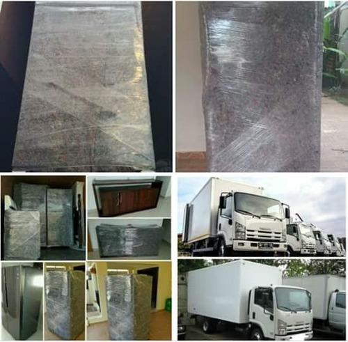 renta car de camiones serrados para mudanza y acarreo