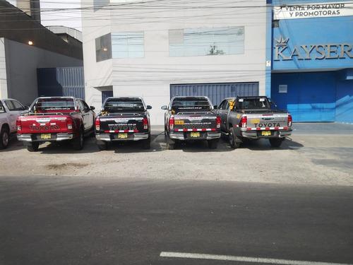 renta car - transporte y alquiler de vehiculos 4 x 4 0 km