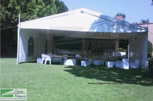 renta carpa elegantes,salas louge,sillas avant garden