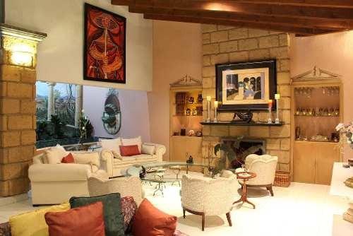 renta casa con espectacular vista en san gaspar