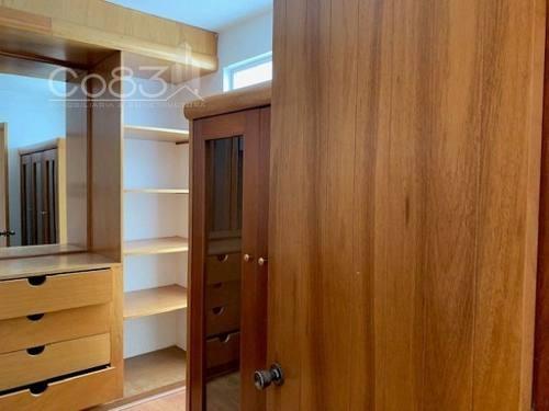 renta - casa en condominio - bosque de las lomas - 300 m2