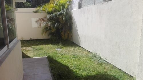 renta casa en jardin real - 1517001018