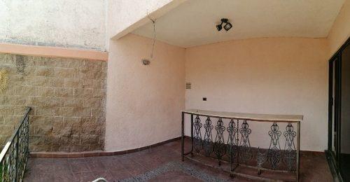 renta casa en la 6ta de san javier con jardín valle de san javier pachuca