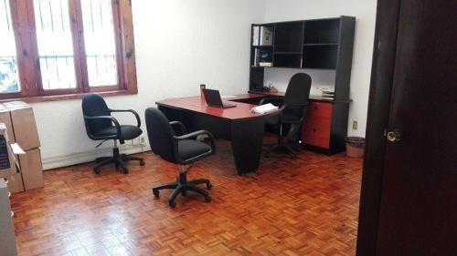 renta casa ideal para oficinas en col. americana - 000300100