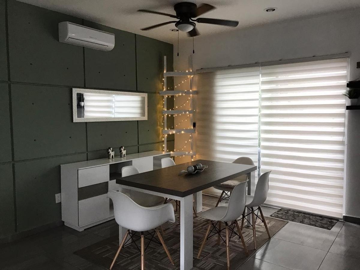 renta casa residencial arbolada cancun cas_1198 an