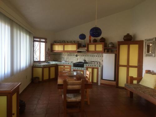 renta casa tlayacapan, morelos - house for rent