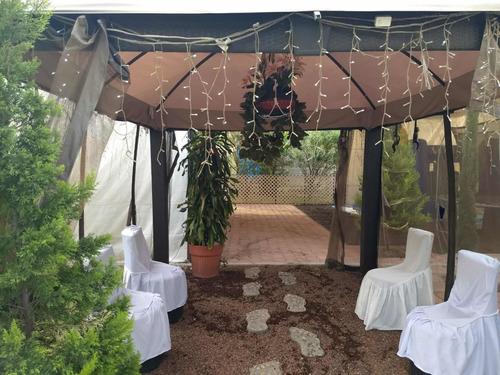 renta d jardín para  eventos