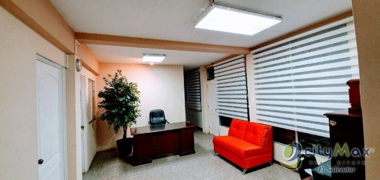 renta de 300 mts2 de oficina en colonia escalon  - pao-005-09-19
